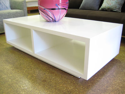 design pack coffee table